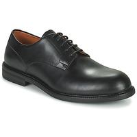 Topánky Muži Derbie Pellet ALI Čierna