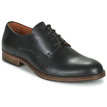 Topánky Muži Derbie Pellet ADRIEN Čierna