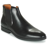 Topánky Muži Polokozačky Pellet BILL Čierna