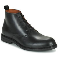 Topánky Muži Polokozačky Pellet BAPTISTE Čierna