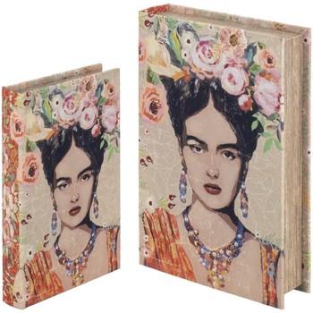 Domov Truhlice Signes Grimalt Book Boxes Set Z 2. Septembra 2U Naranja