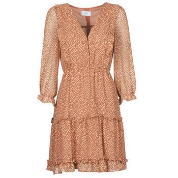 Oblečenie Ženy Krátke šaty Betty London OBELLA Červená hrdzavá