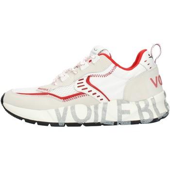 Topánky Muži Nízke tenisky Voile Blanche 001201592601 White and red
