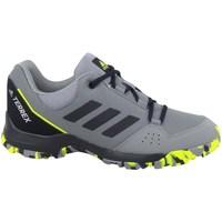 Topánky Deti Turistická obuv adidas Originals Terrex Hyperhiker K Sivá