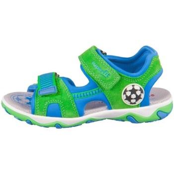 Topánky Chlapci Sandále Superfit Mike 30 Zelená, Modrá
