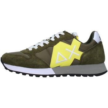 Topánky Muži Nízke tenisky Sun68 Z31110 GREEN