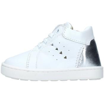 Topánky Dievčatá Členkové tenisky Balducci CITA4607 WHITE