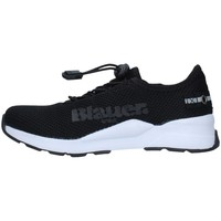 Topánky Chlapci Nízke tenisky Blauer S1ANDY01/KNI BLACK