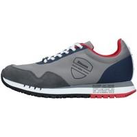 Topánky Muži Nízke tenisky Blauer S1DENVER05/RIS GREY