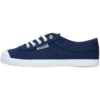 Topánky Muži Nízke tenisky Kawasaki K192495 NAVY BLUE