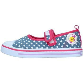 Topánky Dievčatá Tenisová obuv Primigi 7445500 BLUE