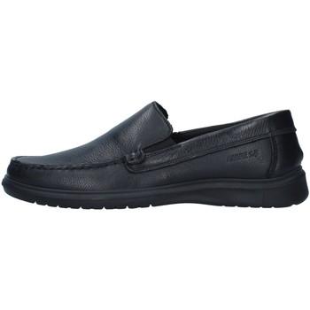 Topánky Muži Mokasíny Enval 7213000 BLACK