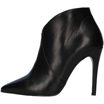 Topánky Ženy Nízke čižmy Paolo Mattei 14010 BLACK
