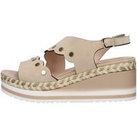 Topánky Ženy Sandále Melluso R70742 BEIGE