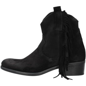 Topánky Ženy Čižmičky Zoe VALENCIA08 BLACK