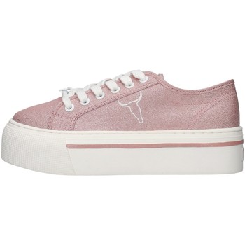 Topánky Ženy Nízke tenisky Windsor Smith WSPRUBY PINK
