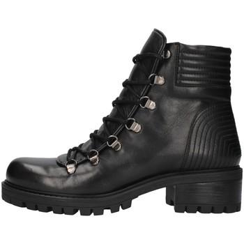 Topánky Ženy Polokozačky Albano 1002 BLACK