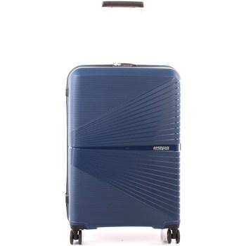 Tašky Pevné cestovné kufre American Tourister 88G041002 NAVY BLUE
