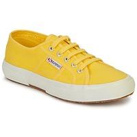Topánky Ženy Nízke tenisky Superga 2750 CLASSIC žltá