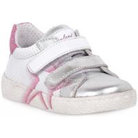 Topánky Dievčatá Nízke tenisky Grunland ARGENTO 88NOON Grigio