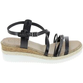 Topánky Ženy Sandále Porronet Sandale F12632 Noir Čierna