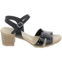 Topánky Ženy Sandále Porronet Sandale F12626 Noir Čierna