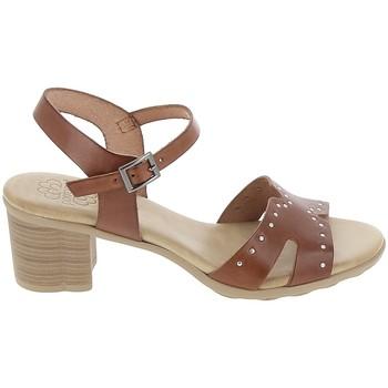 Topánky Ženy Sandále Porronet Sandale F12626 Marron Hnedá