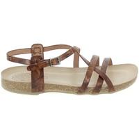 Topánky Ženy Sandále Porronet Sandale F12615 Marron Hnedá