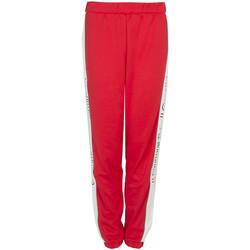 Oblečenie Ženy Tepláky a vrchné oblečenie Juicy Couture  Červená