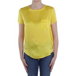 Oblečenie Ženy Blúzky Manila Grace C335SU Yellow