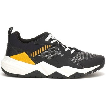 Topánky Muži Nízke tenisky Caterpillar Groundwork Mesh Biela, Žltá, Grafit