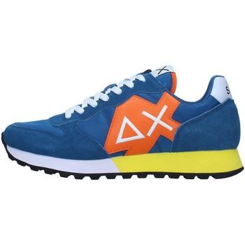 Topánky Muži Nízke tenisky Sun68 Z31110 BLUE