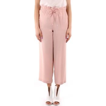 Oblečenie Ženy Padavé nohavice Marella GIADA PINK