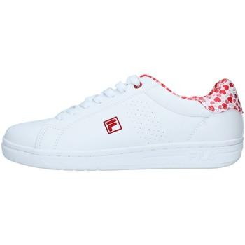 Topánky Ženy Nízke tenisky Fila 1010776 WHITE