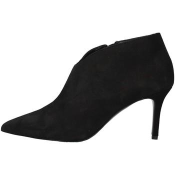 Topánky Ženy Nízke čižmy Paolo Mattei 1413 BLACK