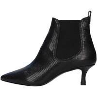 Topánky Ženy Čižmičky Albano 0059 BLACK