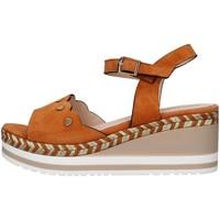 Topánky Ženy Sandále Melluso R70740 BEIGE