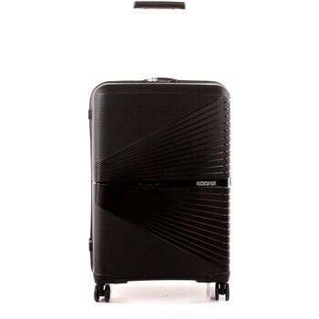 Tašky Pevné cestovné kufre American Tourister 88G009002 BLACK