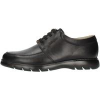 Topánky Muži Derbie CallagHan 15912 Black