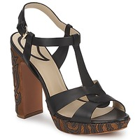 Topánky Ženy Sandále Etro NU-PIEDS 3763 čierna