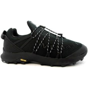 Topánky Muži Nízke tenisky Merrell Long Sky Sewn Čierna