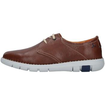 Topánky Muži Derbie Melluso U41000 BROWN