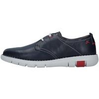Topánky Muži Derbie Melluso U41000 BLUE