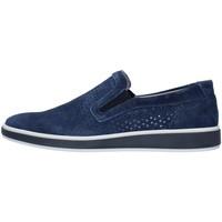 Topánky Muži Slip-on IgI&CO 7114200 BLUE