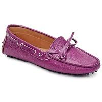 Topánky Ženy Mokasíny Etro MOCASSIN 3773 fialová