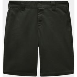 Oblečenie Muži Šortky a bermudy Dickies Slim fit short Zelená