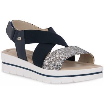 Topánky Ženy Sandále Valleverde BLU SANDALO Blu