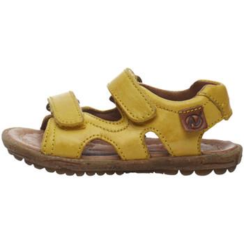 Topánky Deti Sandále Naturino 0502430 01 žltá