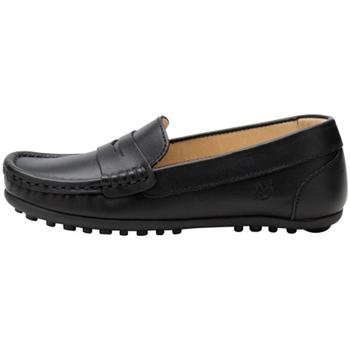 Topánky Deti Mokasíny Naturino 2013960 61 čierna