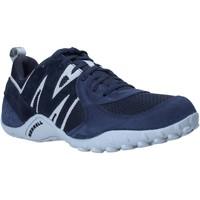 Topánky Muži Nízke tenisky Merrell J598439 Modrá